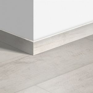 Quick-Step Standard Skirting Board QSSK Bleached White Teak