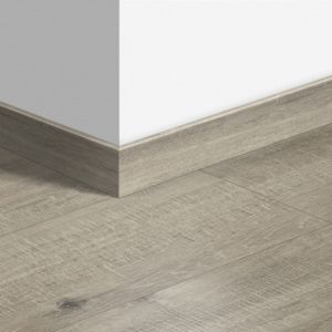 Quick-Step Standard Skirting Board QSSK Saw Cut Grey