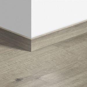 Quick-Step Standard Skirting Board QSSK Saw Cut Grey