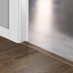 Quickstep Incizo Door/Stair Profiles Largo Cambridge Oak Dark Planks