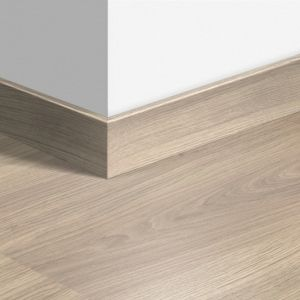 Quick-Step Parquet Skirting QSPSKR Light Grey Varnished Oak QSPSKR01304
