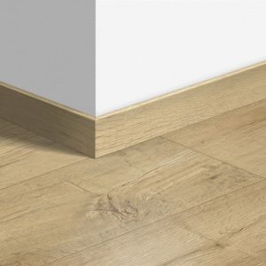 Quick-Step Standard Skirting Board QSSK Sandblasted Oak Natural