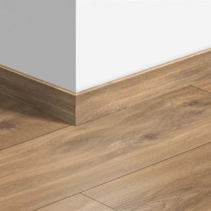 Quick-Step Standard Skirting Board QSSK Midnight Oak Natural