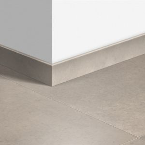 Quick-Step Standard Skirting Board QSSK Polished Concrete Natural