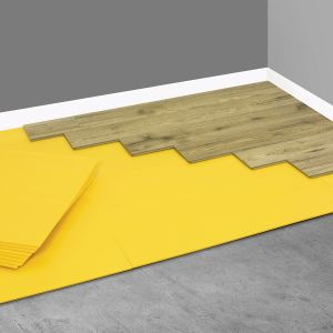 Elka Hush 5mm Underlay with Sound Proofing