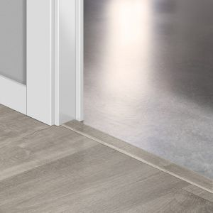 Quickstep Incizo Door/Stair Profiles Canyon Oak Grey With Saw Cuts QSVINCP40030