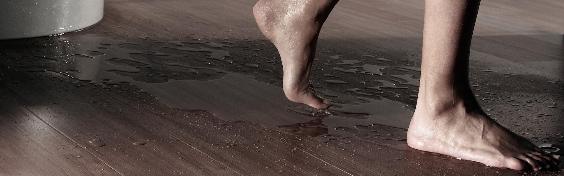 Aqua step laminate